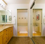 Dual Sinks and Walk-in Closet in the Master Suite