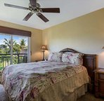 Master Bedroom with King Bed and Private Lanai