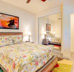 Large Closet in Ground Floor Bedroom