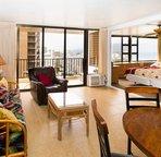 Great room and lanai