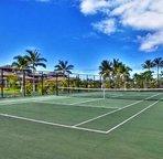 Complex Tennis Courts