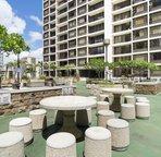 Waikiki Banyan Recreation Deck