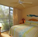 Additional bedroom offers a Queen Bed