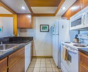 Updated kitchen with all you need for a great meal!