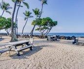 BBQ/Beach Area