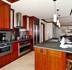 The Villa's Fully Equipped Kitchen