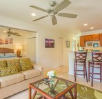 Ceiling Fans in each room to help keep you cool!
