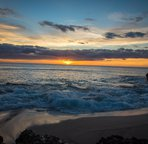 Magnificent Sunsets from one of Ko Olina's Famous Lagoons