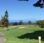 Waikoloa Fairways is located on the golf course. Serene.