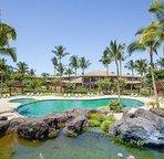 Mauna Lani Fairways Pool and Koi Pond