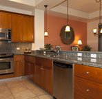 Upscale Kitchen with Plenty of Space