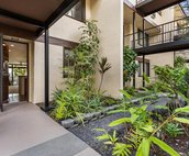 Condo Entrance - Walk down 1 flight of stairs to ground floor