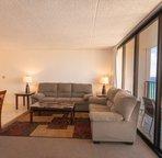 Living area and lanai