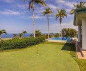 Yard With Ocean Views