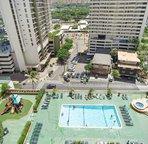 Waikiki Banyan Pool area