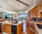 Large Gourmet Kitchen