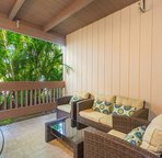 Large and Shady Second Lanai