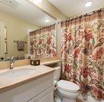Bathroom 2 off Hallway of Bedroom 2