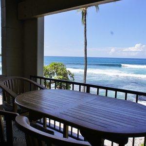 Ocean Front Lanai