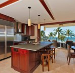 Roy Yamagucci Designed Kitchen with Ocean View