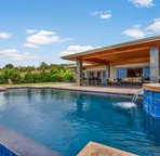 Infinity Pool with Plunge Pool