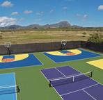 Basketball, Tennis, and so much more at Poipu Athletic Club, included with your stay!