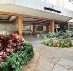 Waikiki Banyan Entry