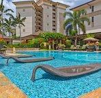 Ko Olina Beach Villas Lap Pool and Lounge Chairs