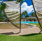 Main Pool at Coconut Plantation