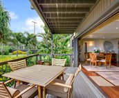 Lanai offers Outside Dining