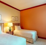 Third Bedroom with Extra Long Twin Beds