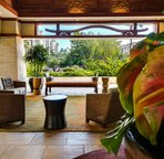 The Lobby of the Beach Villas