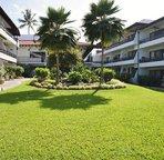 Casa de Emdeko courtyard
