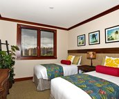 Twin Beds in the Second Bedroom can be converted to a King upon request