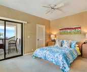 Bedroom 3 with Queen Bed and Private Lanai