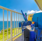Enjoy complementary beach gear for your use during your stay!
