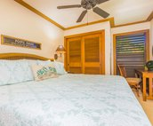 Feel and smell the fresh ocean breezes in this Poipu Condo
