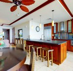 Bright and Airy Kitchen Right off the Lanai