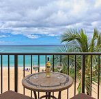 Relax & Enjoy the View while Listening to the Waves Roll in