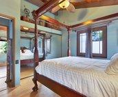 Bedroom 2 with Queen Bed..