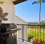 Private BBQ on Lanai