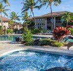 Waikoloa Colony Villas common area pool/spa