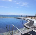 Complex Ocean Front Pool