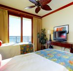 The Second Bedroom has 2 Twin Beds that can be Converted to a King Upon Request