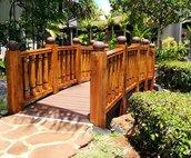 Coconut Plantation Bridge