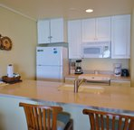 Upgraded and fully equipped kitchen
