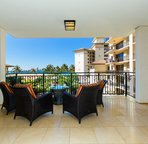 A Spacious Lanai with Ocean View