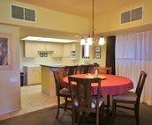 Dinning Area/Kitchen