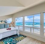 Master oceanfront suite.