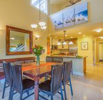 Light and bright finishes with plenty of places for you and the ohana to make memories.
